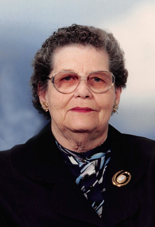 Betty A.  Happel