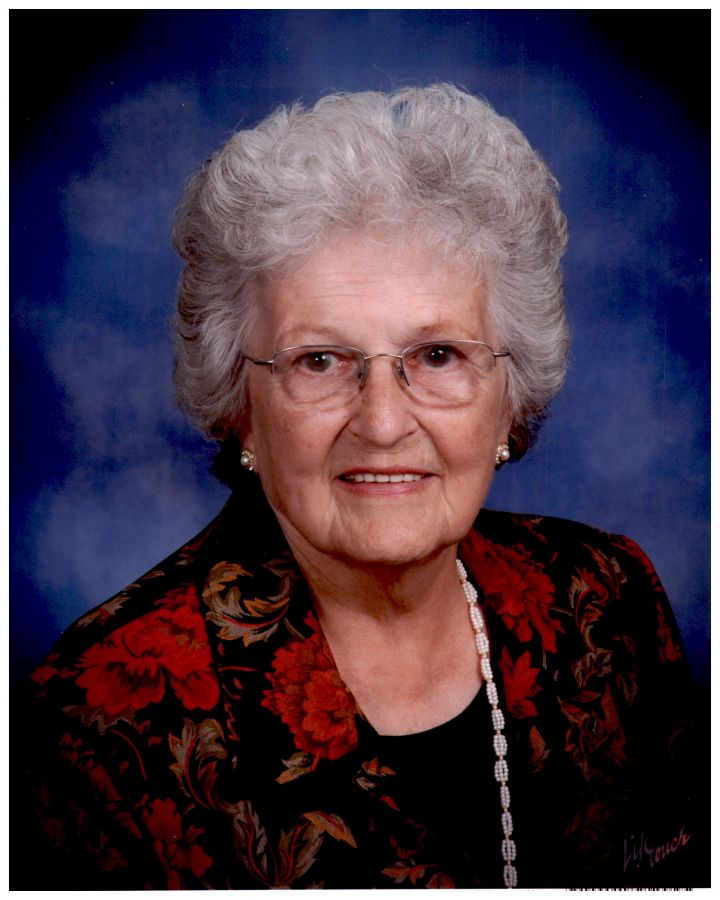 Gladys Jane Beyer