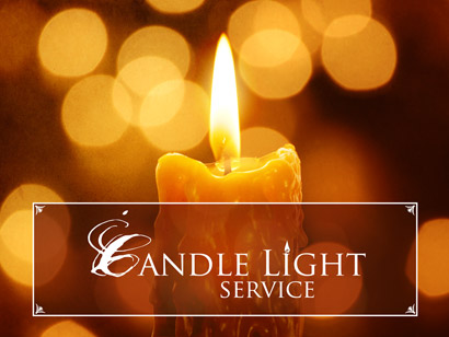Community Memorial  Candlelight Service