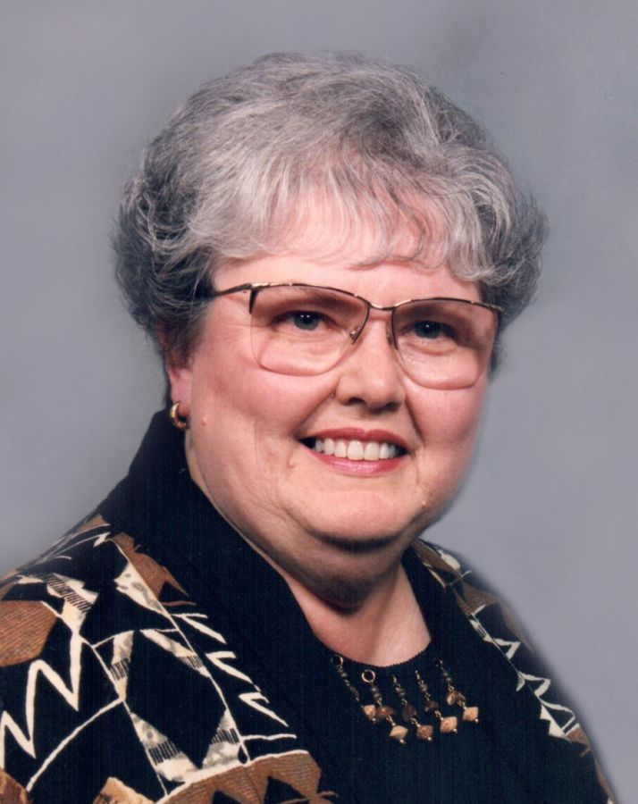 Joan Adair Broeker